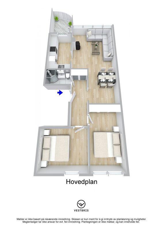 Stordgata 4 A, 5522 HAUGESUND
