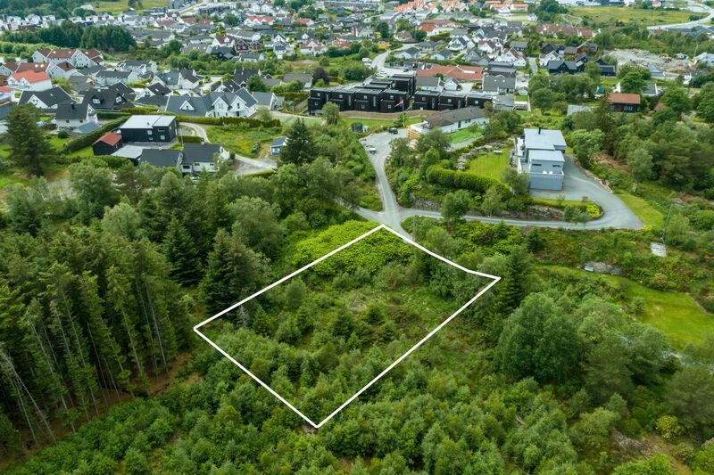Bjørnhaugvegen - tomt, 5545 KARMØY