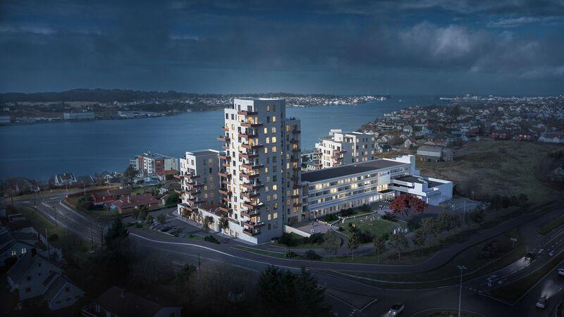 Park+ Bygg C Haugesund, Park Radisson Blu