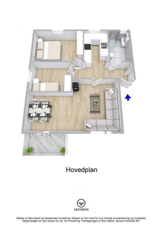 Karmsundgata 10 K, 5529 HAUGESUND