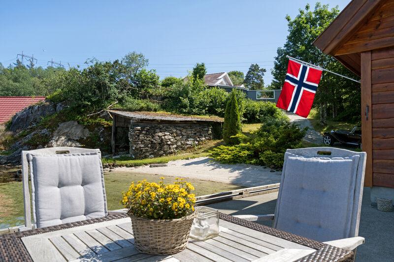 Naust Førlandsfjorden, 5570 TYSVÆR