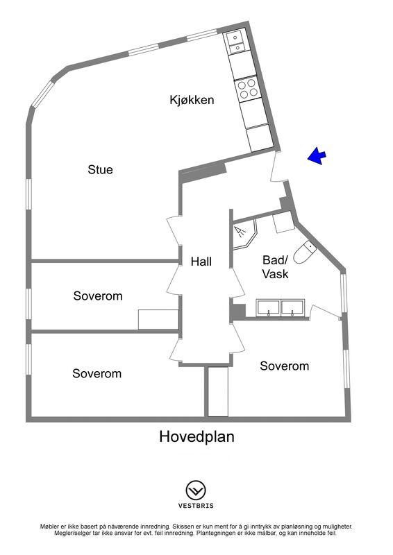 Øvregata 102, 5528 HAUGESUND