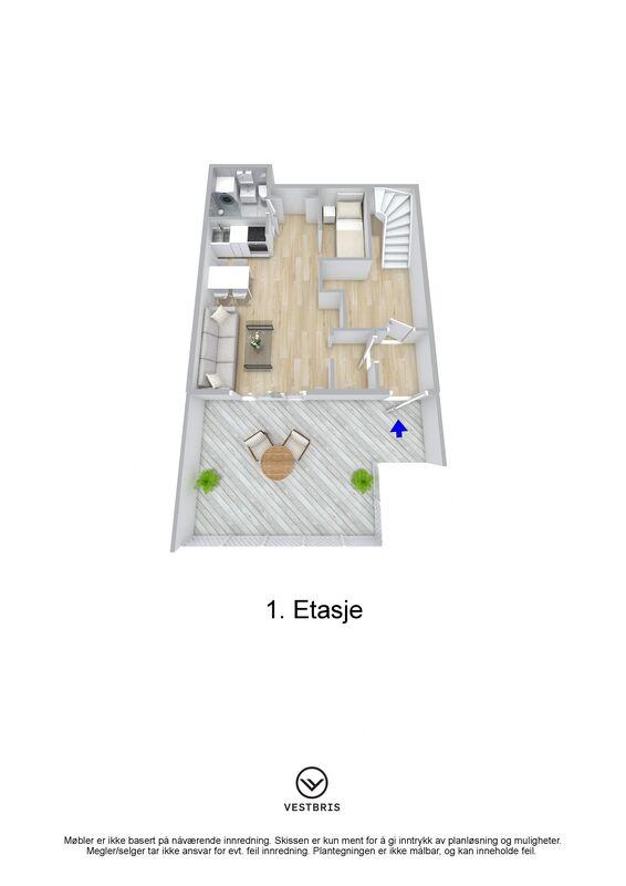 Fjellmyr terrasse 55, 5532 HAUGESUND