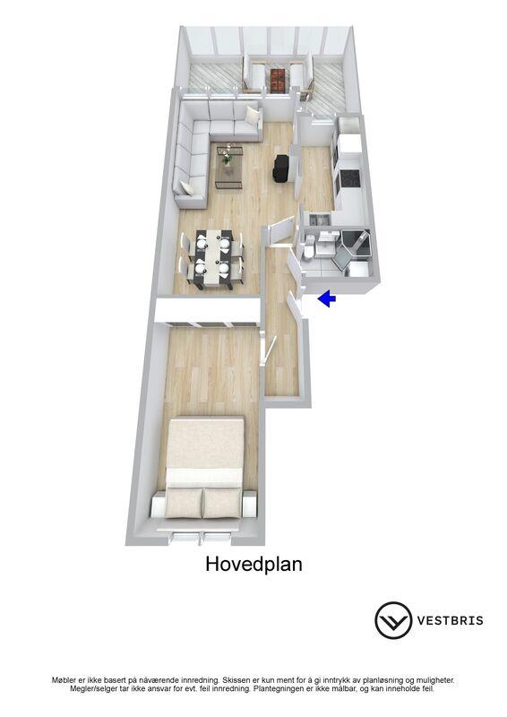 Austmannavegen 6 A, 5537 HAUGESUND
