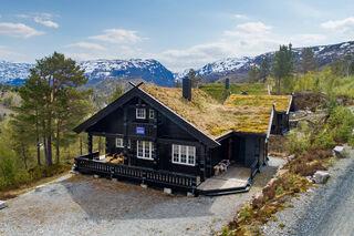 Se Langedalen hytte, 5763 Ullensvang video