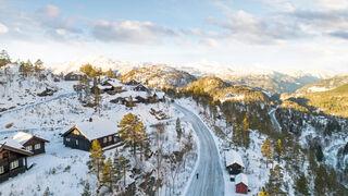 Se Langedalen hytte, 5763 Ullensvang bilde 51