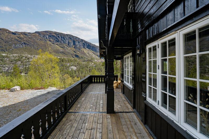 Langedalen hytte, 5763 Ullensvang