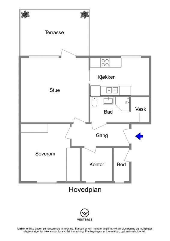 Beitene 1, 5516 HAUGESUND