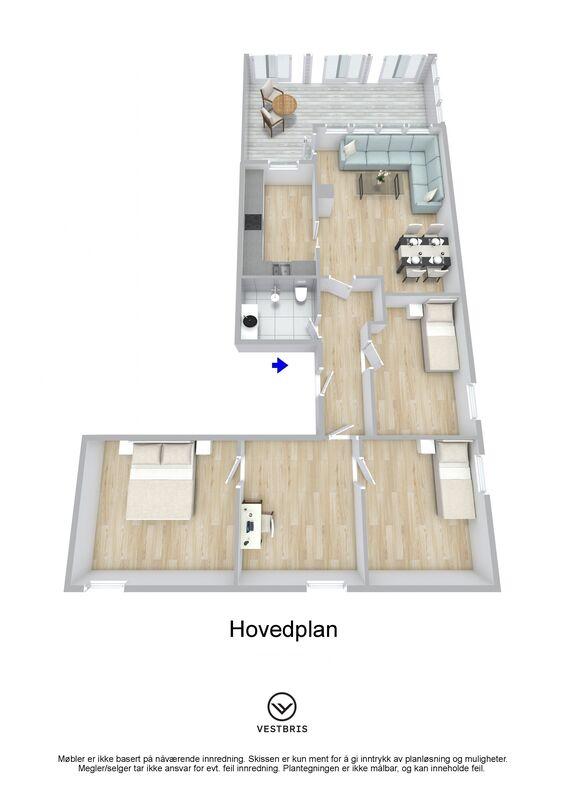 Austmannavegen 6A, 5537 HAUGESUND