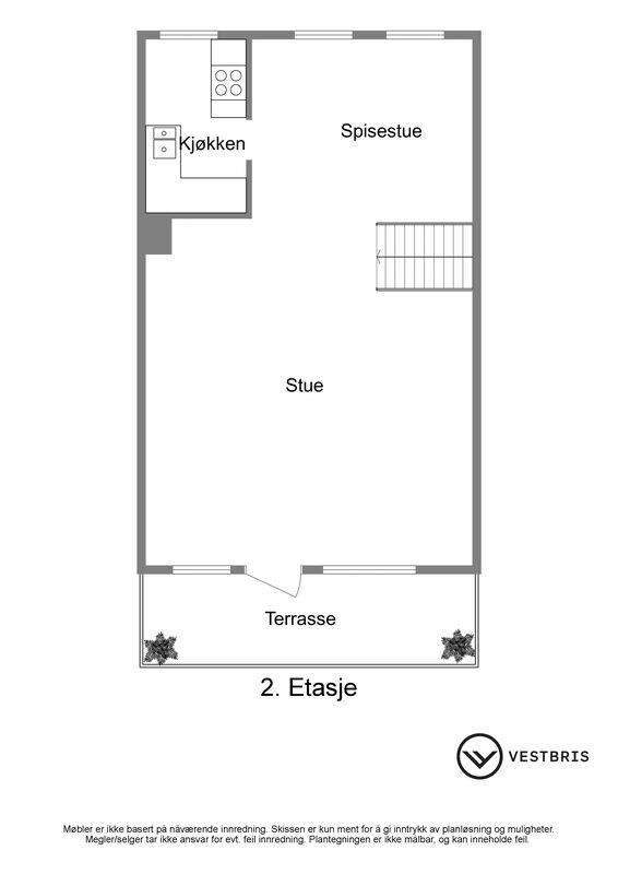 Austmannavegen 17 D, 5537 HAUGESUND