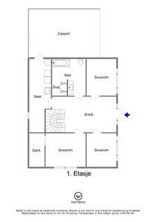 Se Elisabeth S. Nygaards gate 13, 5533 HAUGESUND bilde 25