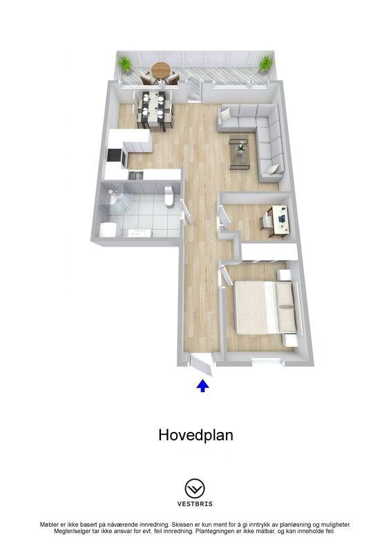 Hansastø 17, 5538 HAUGESUND