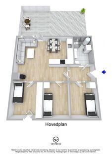 Se Seljestad Apartments - seksjon 5, 5763 Ullensvang bilde 27