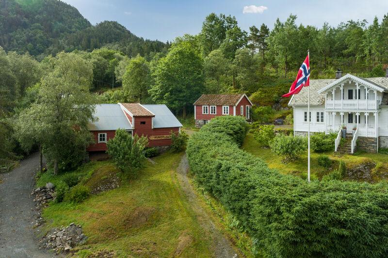 Borgøy, 5566 TYSVÆR