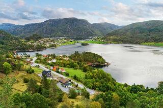 Se Erfjord, gnr 148 bnr 28, 4233 SULDAL video