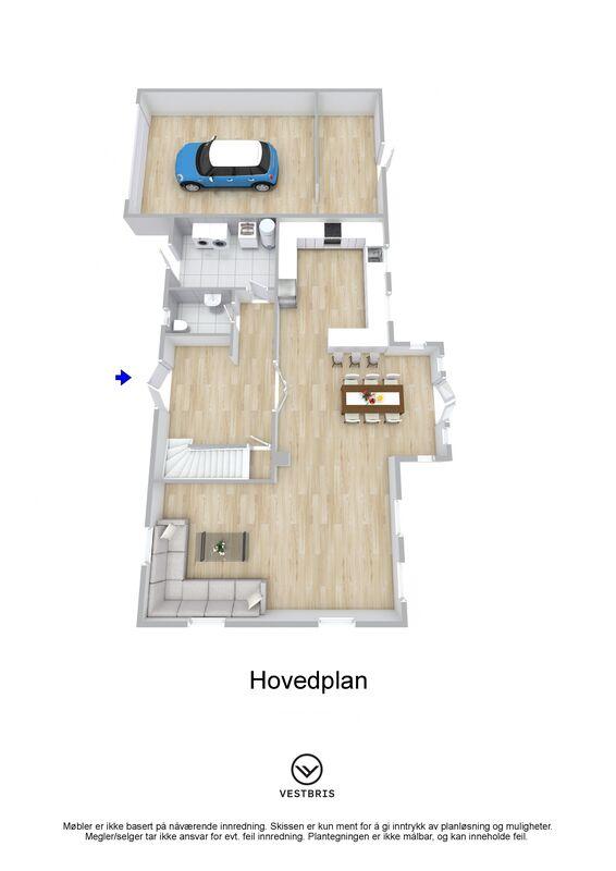 Hestaberg 165, 5570 TYSVÆR
